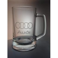 Půllitr Audi