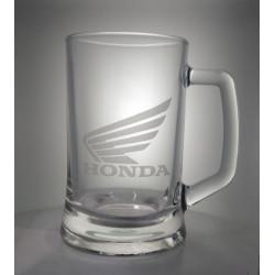 Motorkářský půllitr Honda
