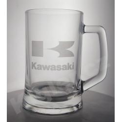 Motorkářský půllitr Kawasaki