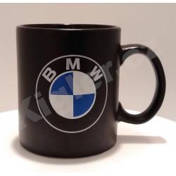 Černý hrneček BMW s...