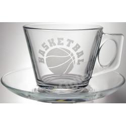 Šálek na kávu Basketbal