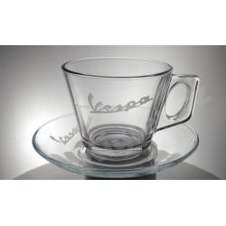 Šálek na kávu Vespa