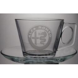 Šálek na kávu Alfa Romeo