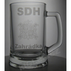 Půllitr SDH